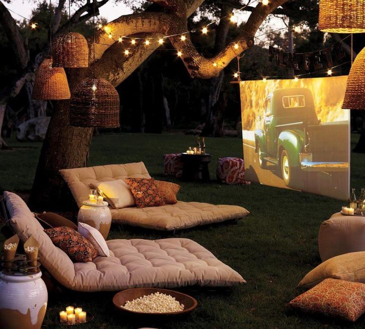 romantic+movie+night