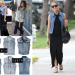 Style Tips On How To Rock a Denim Vest
