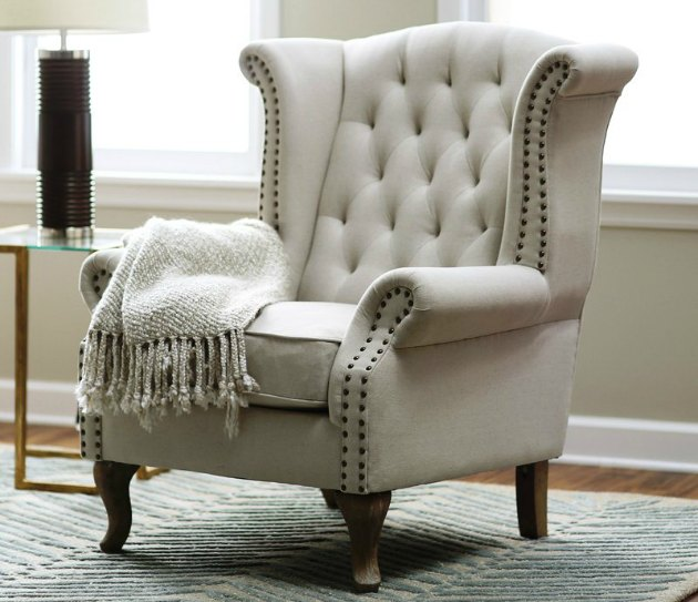Bedroom accent chairs