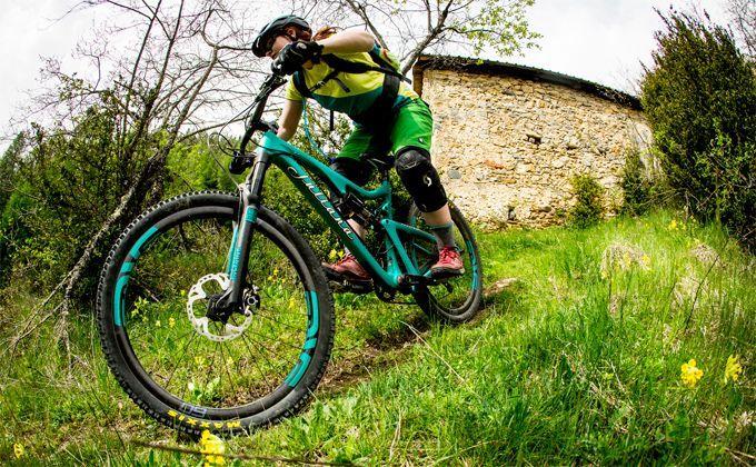 dual-suspension-bike