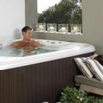 Small Hot Tub