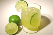 natural lime juice