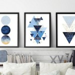 White Walls & Wall Prints: Our Tips for Merging Art & Scandinavian Interiors