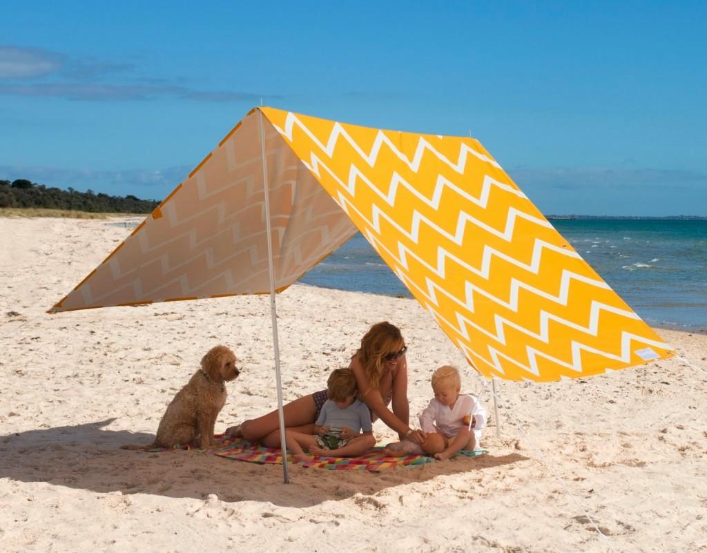 Sun Shade Beach Tent