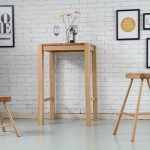 Scandinavian bar stools