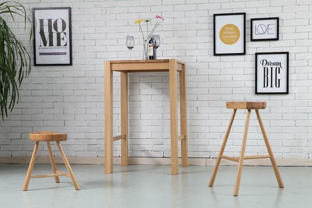 Scandinavian bar stools