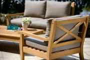 Cozy Teak Wood Furniture
