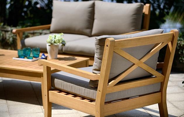 Cozy Teak Wood Furniture