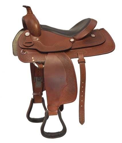 260-western-saddle