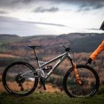 bike and cyclist