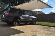 awnings for 4x4 vehicles