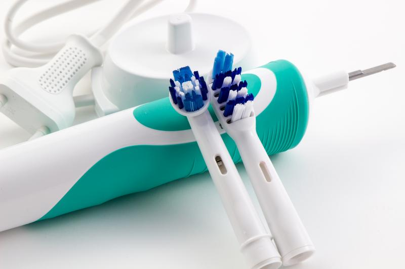 battery powered toothbrushes