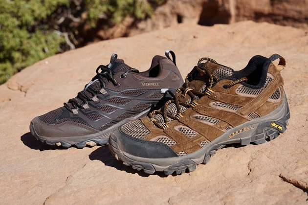 hiking-shoes-material