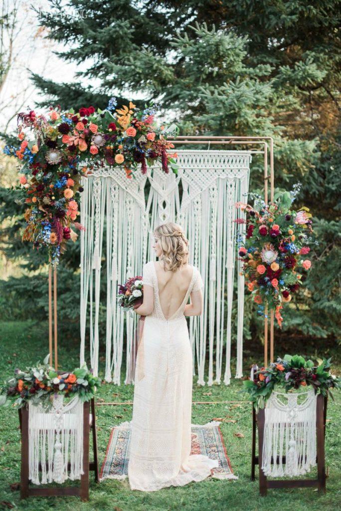 Australia wedding archs