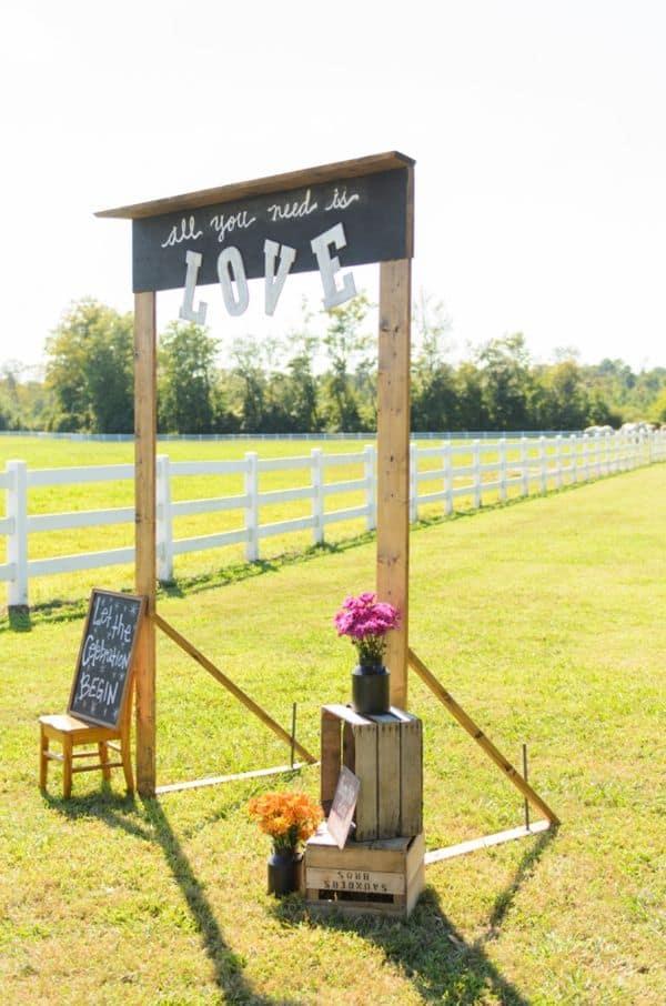 get wedding archs