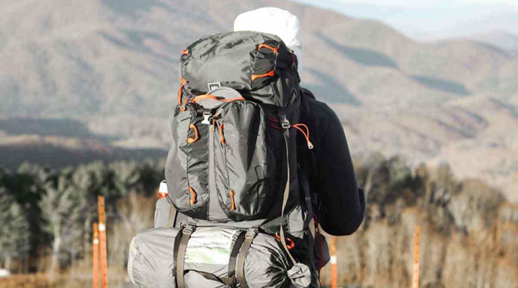 proper packing backpack