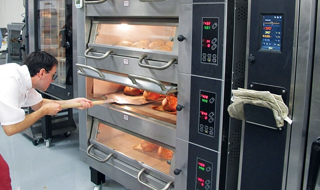 commercial bakery oven