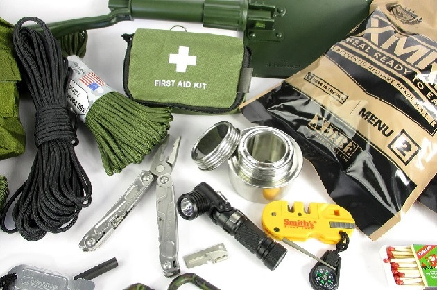 Survival Tools and Equipment