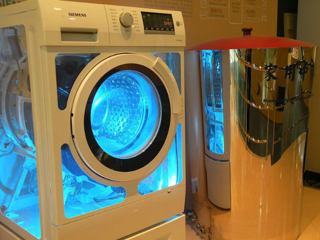 Energy-Efficient Washing Machines
