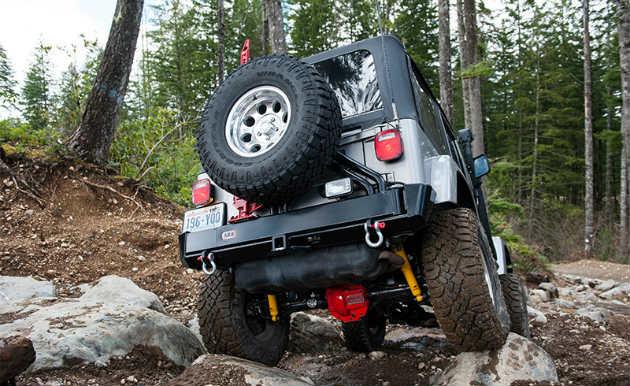 4x4 suspension upgrades