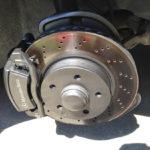 mercedes brake pads