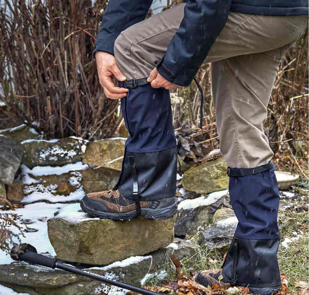 gaiters for shoes