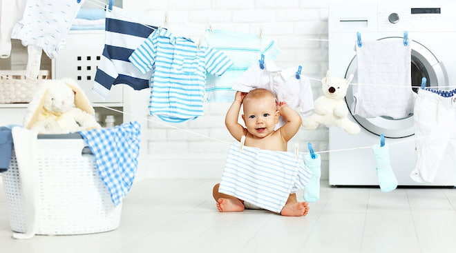 Baby-laundry