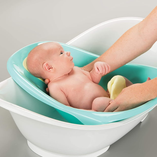 convertible baby bathtub