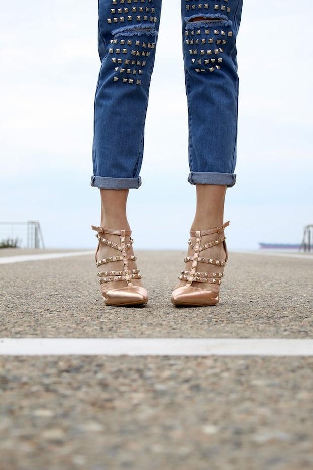 granada high heel sandals