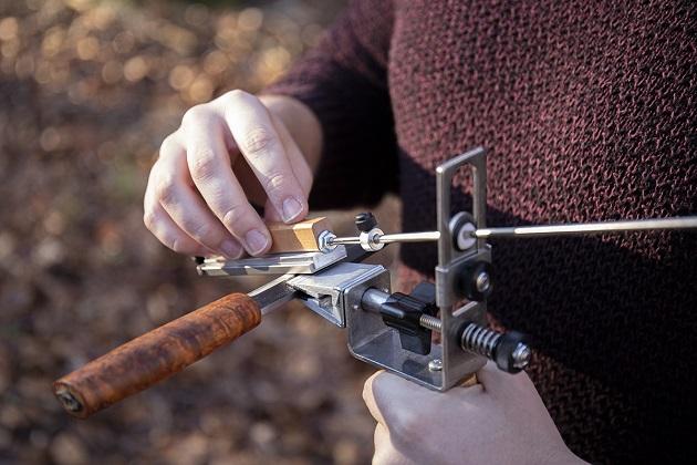 KME Precision knife sharpening system (Diamond Hones) KF-D4