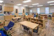 Flooring for Daycare Centres