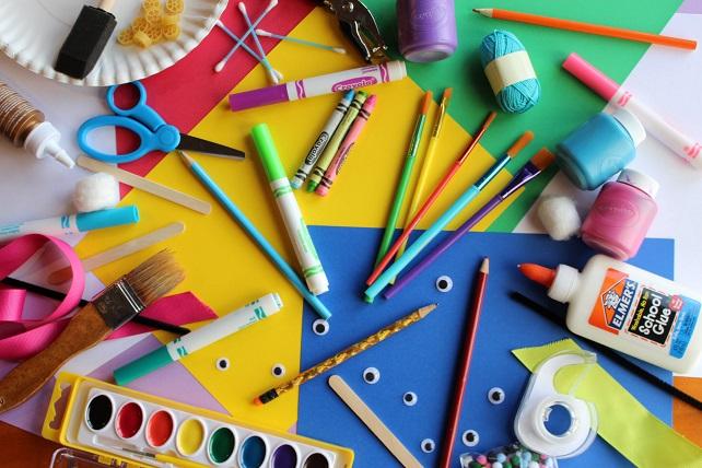 Crafts materials