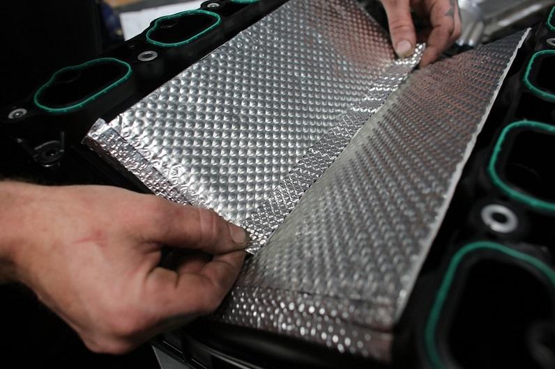 heat shield material