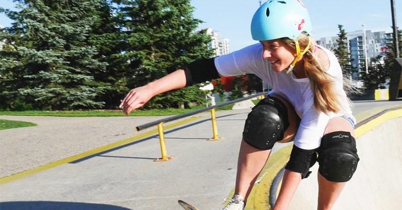 protective skateboarding gear