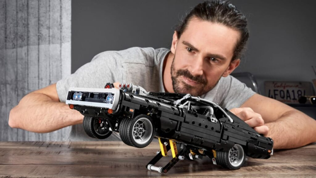 model making car