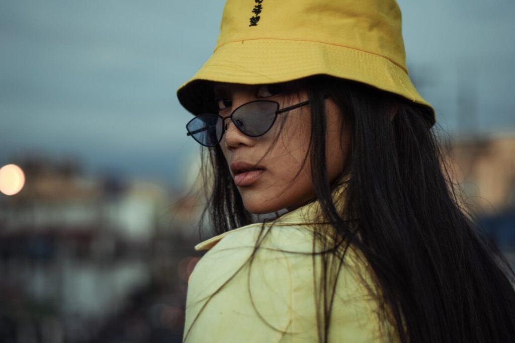 Stylish Bucket Hat