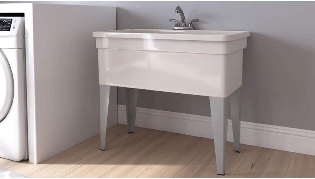 Laundry-Freestanding-Tub