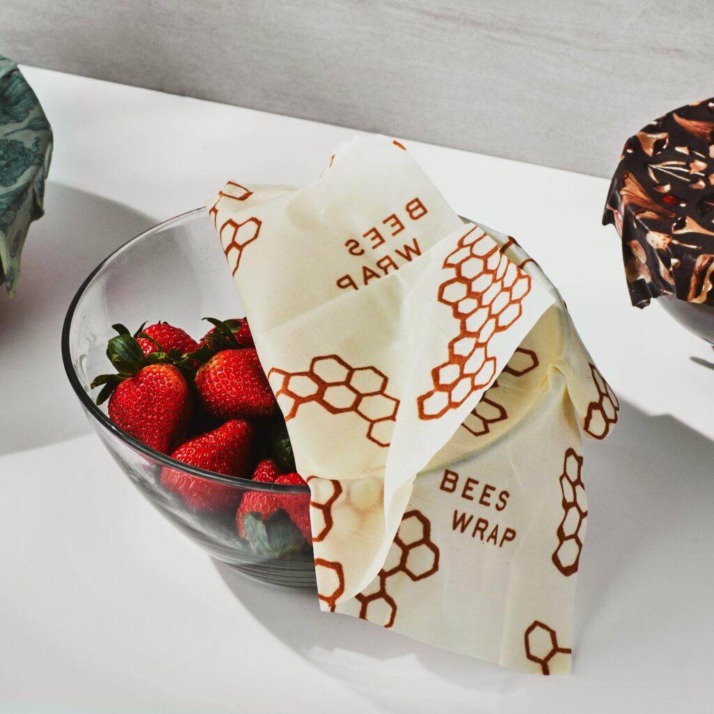 reusables beeswax wraps